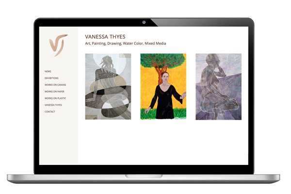 Vanessa Thyes - art, painting, drawing